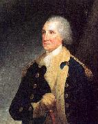 Pine, Robert Edge George Washington oil painting artist